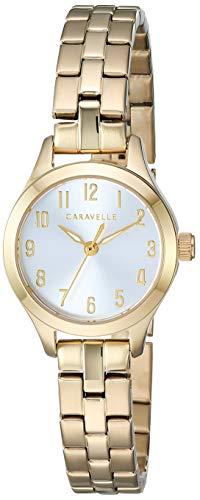 ブローバ 腕時計 レディース Caravelle by Bulova Dress Watch (Model: 44L248)ブローバ 腕時計 レディース