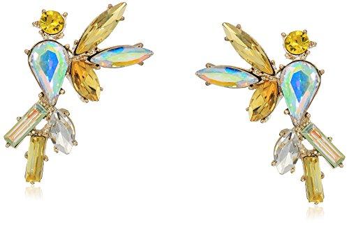 ベッツィ・ジョンソン ピアス アメリカ 日本未発売 ブランド Betsey Johnson Critters Bright Yellow Cockatoo Stud Earrings, One Sizeベッツィ・ジョンソン ピアス アメリカ 日本未発売 ブランド
