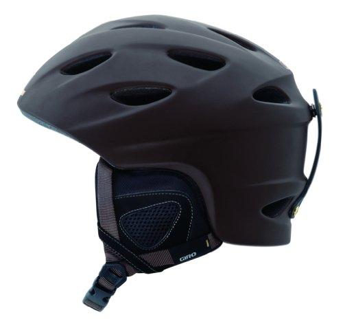 スノーボード ウィンタースポーツ 海外モデル ヨーロッパモデル アメリカモデル 2020654 Giro G9 Snow Helmet, Matte Brown, Mediumスノーボード ウィンタースポーツ 海外モデル ヨーロッパモデル アメリカモデル 2020654