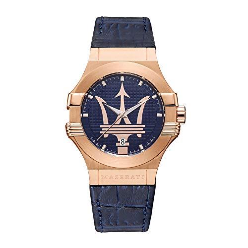 マセラティ イタリア 腕時計 メンズ 【送料無料】MASERATI Watch Potenza R8851108027 Silver Manマセラティ イタリア 腕時計 メンズ