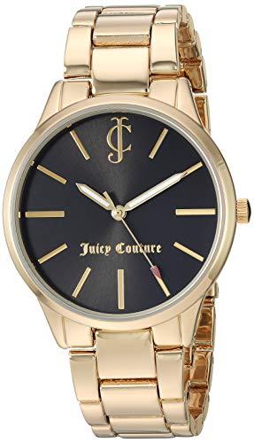 ジューシークチュール レディース Juicy Couture Black Label Women's Gold-Tone Bracelet Watchジューシークチュール レディース