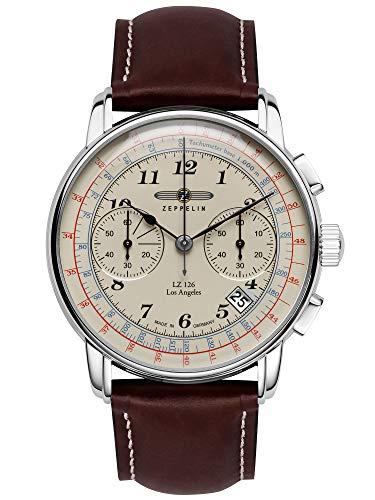 ツェッペリン 腕時計 メンズ ゼッペリン ドイツ Zeppelin 7614-5 series LZ126 Los Angelesツェッペリン 腕時計 メンズ ゼッペリン ドイツ