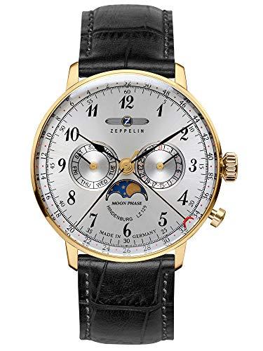 ツェッペリン 腕時計 メンズ ゼッペリン ドイツ 【送料無料】Zeppelin 7038-1 SERIES LZ129 HINDENBURGツェッペリン 腕時計 メンズ ゼッペリン ドイツ