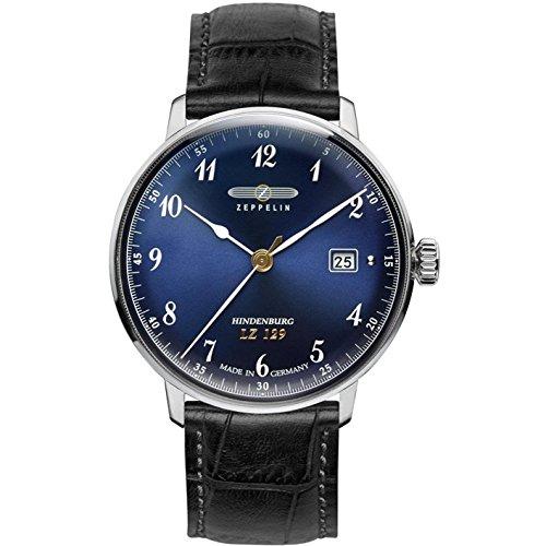ツェッペリン 腕時計 メンズ ゼッペリン ドイツ Zeppelin LZ129 Hindenburg Series Swiss Quartz Dress Watch 7046-3ツェッペリン 腕時計 メンズ ゼッペリン ドイツ