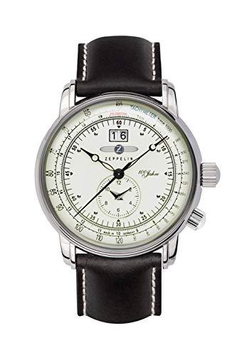 ツェッペリン 腕時計 メンズ ゼッペリン ドイツ ZEPPELIN 8640-3 100 Years (Black)ツェッペリン 腕時計 メンズ ゼッペリン ドイツ