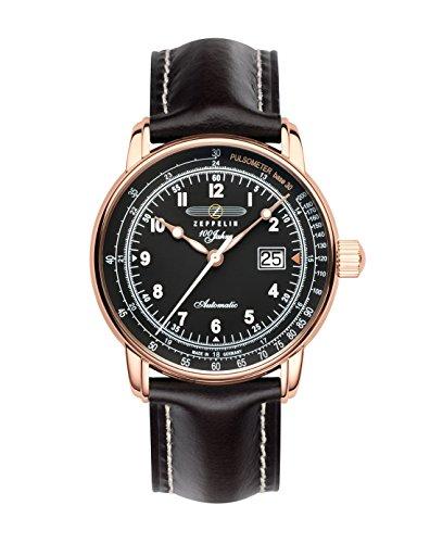 <title>無料ラッピングでプレゼントや贈り物にも 逆輸入並行輸入送料込 腕時計 ツェッペリン メンズ ゼッペリン ドイツ 送料無料 Zeppelin Z-7654-2 Swiss ETA 2826-2 Automatic Mens Watch腕時計 最新</title>