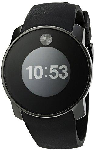 モバード 腕時計 メンズ 【送料無料】Movado 3600365 Bold Touch 2 Digital Swiss Quartz Black Watchモバード 腕時計 メンズ