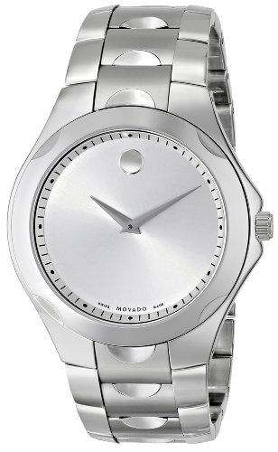 モバード 腕時計 メンズ Movado Men's 606379