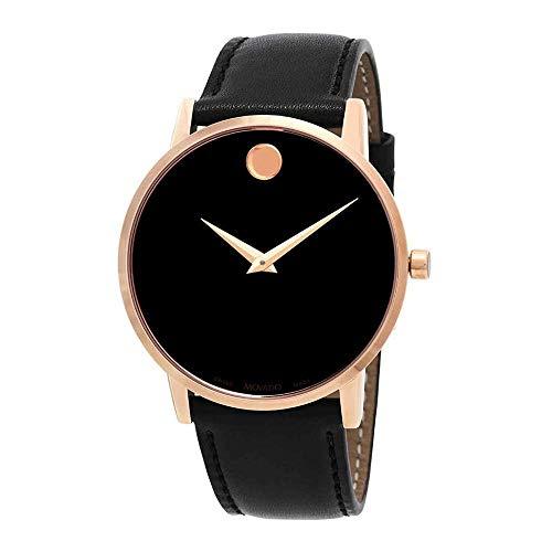 モバード 腕時計 メンズ 【送料無料】Movado Core Museum Classic - 0607272 Rose Pvd One Sizeモバード 腕時計 メンズ