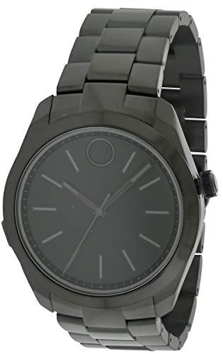 モバード 腕時計 メンズ Movado Bold Motion Black Stainless Steel Mens Watch 3660004モバード 腕時計 メンズ