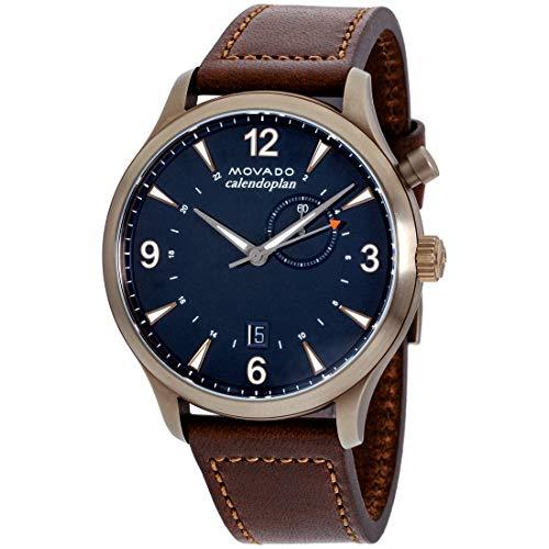 モバード 腕時計 メンズ Movado Heritage Mens Watch 3650017モバード 腕時計 メンズ
