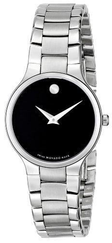 モバード 腕時計 レディース Movado Women's 0606383