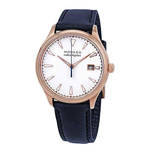 モバード 腕時計 レディース 【送料無料】Movado Heritage White Dial Ladies Watch 3650034モバード 腕時計 レディース