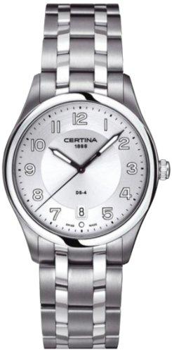 サーチナ 【送料無料】Certina サーチナ メンズ スイス スイス メンズ Wristwatch DS-4, 腕時計 Unisex腕時計