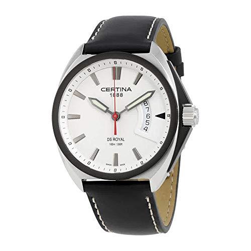 サーチナ 腕時計 メンズ スイス Certina Men's Quartz Watch C010-410-16-031-00 サーチナ 腕時計 メンズ スイス