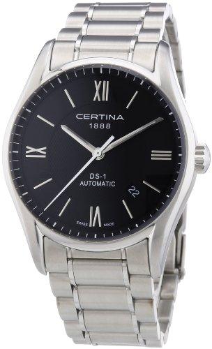 サーチナ 腕時計 メンズ スイス Certina Men's Automatic Watch C006-407-11-058-00 サーチナ 腕時計 メンズ スイス