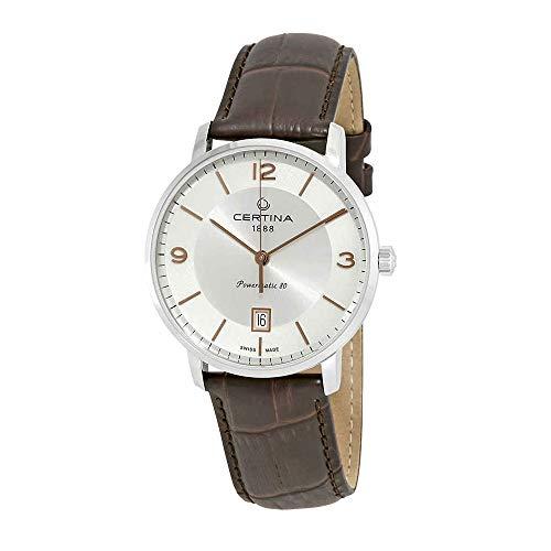 サーチナ 腕時計 メンズ スイス 【送料無料】Certina DS CAIMANO Gent POWERMATIC 80 サーチナ 腕時計 メンズ スイス
