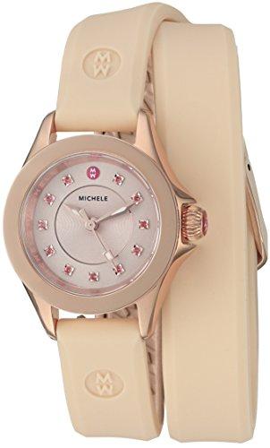 ミッシェル 腕時計 レディース ミシェル 【送料無料】MICHELE Women's Cape Mini Quartz Stainless Steel Dress Watch (Model: MWW27B000001)ミッシェル 腕時計 レディース ミシェル