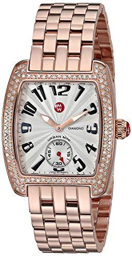 ミッシェル 腕時計 レディース ミシェル 【送料無料】MICHELE Urban Mini Diamond Rose Gold Bracelet Watchミッシェル 腕時計 レディース ミシェル