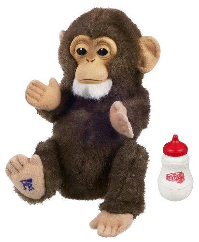ファーリアルフレンズ ぬいぐるみ 動く 鳴く お世話 FurReal Newborn Chimpanzeeファーリアルフレンズ ぬいぐるみ 動く 鳴く お世話