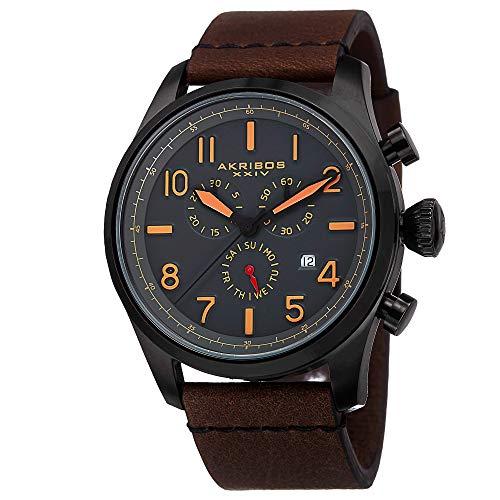 アクリボスXXIV 腕時計 メンズ Akribos XXIV Men's