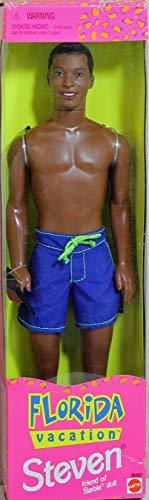 バービー バービー人形 日本未発売 【送料無料】Mattel 1998 Florida Vacation Steven Ken Dollバービー バービー人形 日本未発売