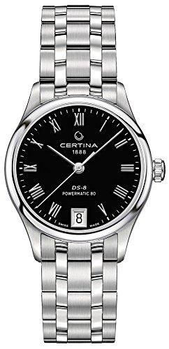 サーチナ 腕時計 メンズ スイス 【送料無料】Certina DS-8 Lady Powermatic 80 サーチナ 腕時計 メンズ スイス