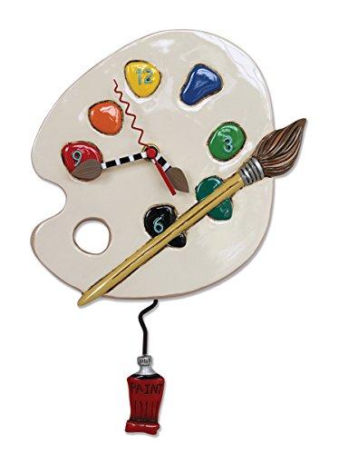 壁掛け時計 振り子時計 インテリア 海外モデル アメリカ 【送料無料】Allen Designs