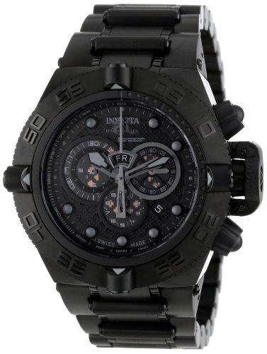 インヴィクタ インビクタ サブアクア 腕時計 メンズ Invicta Men's 6561 Subaqua Noma IV Collection Chronograph Black Ion-Plated Watchインヴィクタ インビクタ サブアクア 腕時計 メンズ