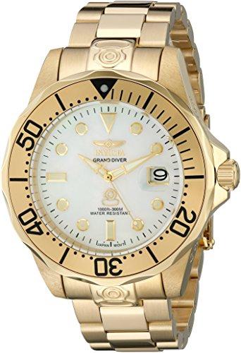 インヴィクタ インビクタ プロダイバー 腕時計 メンズ 【送料無料】Invicta Men's 3052 Pro Diver Collection Grand Diver GT Automatic Watchインヴィクタ インビクタ プロダイバー 腕時計 メンズ
