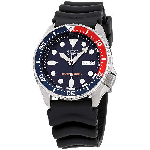 セイコー 腕時計 メンズ Seiko Divers Navy Dial Rubber Strap Men's Watch SKX009P9セイコー 腕時計 メンズ