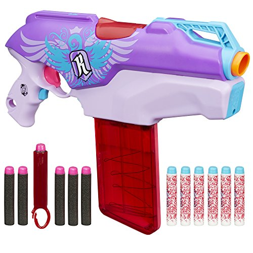 ナーフ ナーフレベル アメリカ 直輸入 女の子 A8920 【送料無料】Nerf Rebelle Rapid Red Blasterナーフ ナーフレベル アメリカ 直輸入 女の子 A8920