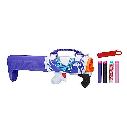 ナーフ ナーフレベル アメリカ 直輸入 女の子 B0474221 【送料無料】Nerf Rebelle Secret Shot Blaster, Purpleナーフ ナーフレベル アメリカ 直輸入 女の子 B0474221
