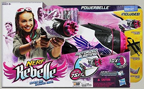 ナーフ ナーフレベル アメリカ 直輸入 女の子 A5227 【送料無料】Hasbro Nerf Rebelle Powerbelle Blaster [Toy]ナーフ ナーフレベル アメリカ 直輸入 女の子 A5227