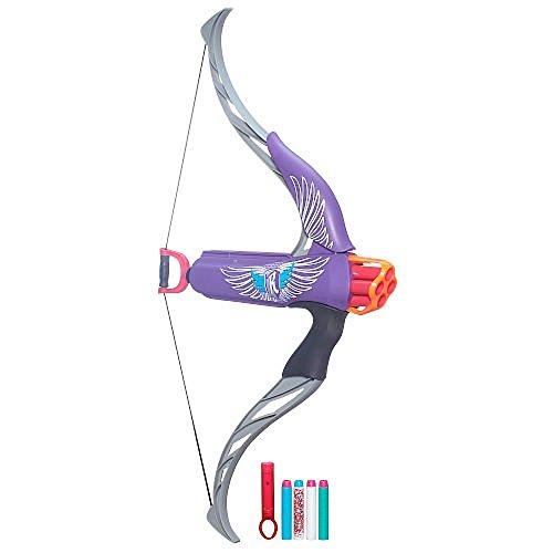 ナーフ ナーフレベル アメリカ 直輸入 女の子 B0863221 【送料無料】Nerf Rebelle Strongheart Bow Blaster (Purple)ナーフ ナーフレベル アメリカ 直輸入 女の子 B0863221