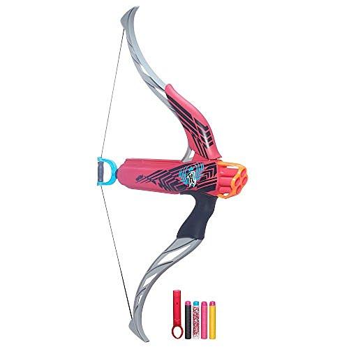 ナーフ ナーフレベル アメリカ 直輸入 女の子 B0864221 【送料無料】Nerf Rebelle Strongheart Bow Blaster, Pinkナーフ ナーフレベル アメリカ 直輸入 女の子 B0864221
