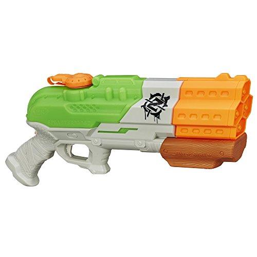 ナーフ 水鉄砲 アメリカ 直輸入 スーパーソーカー A9463 【送料無料】Nerf Super Soaker Zombie Strike Splatterblast Blasterナーフ 水鉄砲 アメリカ 直輸入 スーパーソーカー A9463
