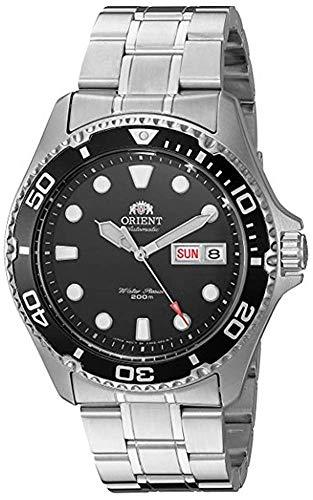 オリエント 腕時計 メンズ FA002004B9 Orient Men's FAA02004B9 Ray II Analog Display Japanese Automatic Silver Watchオリエント 腕時計 メンズ FA002004B9