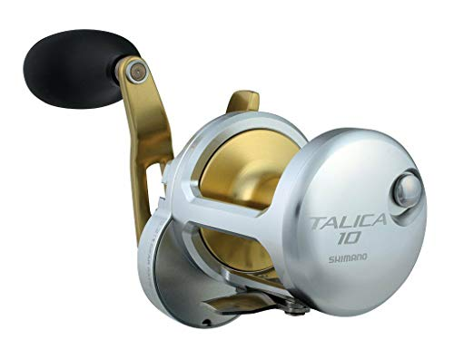 リール Shimano シマノ 釣り道具 フィッシング Shimano Talica 8 Lever drag Big Game Offshore Seafishing Multiplier Trolling Fishing Reel リール Shimano シマノ 釣り道具 フィッシング