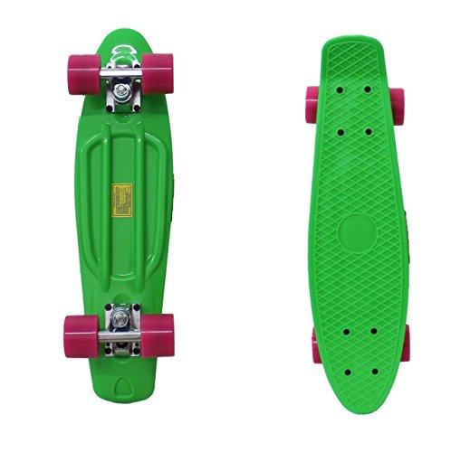直送商品 スタンダードスケートボード スケボー 海外モデル 直輸入 【送料無料】High Bounce Complete 22