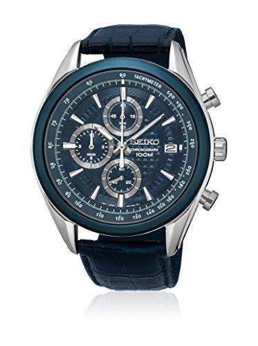 セイコー 腕時計 メンズ 【送料無料】Seiko Men's SSB177P2 Silver Stainless-Steel Japanese Chronograph Fashion Watchセイコー 腕時計 メンズ