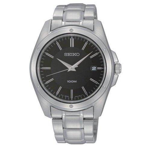 セイコー 腕時計 メンズ Seiko Steel Bracelet Men's Watch #SGEF81セイコー 腕時計 メンズ