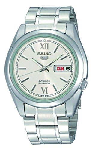 セイコー 腕時計 メンズ Seiko Mens Analogue Automatic Watch with Stainless Steel Strap SNKL51K1セイコー 腕時計 メンズ