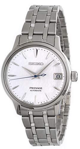 セイコー 腕時計 レディース 【送料無料】SEIKO PRESAGE Automatic Limited Edition Cocktail 'Fuyugeshiki' Ladies Watch SRP843J1セイコー 腕時計 レディース