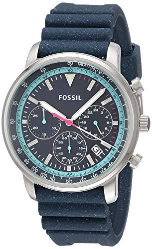 フォッシル 腕時計 メンズ Fossil Men's Goodwin Chrono - FS5519 Blue One Sizeフォッシル 腕時計 メンズ