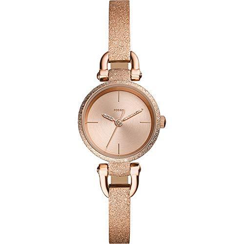 フォッシル 腕時計 レディース Fossil Women's Georgia - ES4479 Rose Gold One Sizeフォッシル 腕時計 レディース
