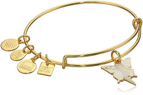 アレックスアンドアニ アメリカ アクセサリー ブランド かわいい 【送料無料】Alex and Ani Fairy Shiny Gold Bangle Braceletアレックスアンドアニ アメリカ アクセサリー ブランド かわいい