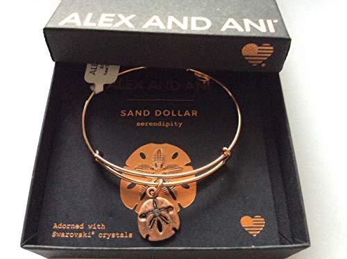 【気質アップ】 アレックスアンドアニ アメリカ アクセサリー ブランド かわいい Alex and Ani Women's Sand Dollar III ROG Bracelet, Shiny Rose Goldアレックスアンドアニ アメリカ アクセサリー ブランド かわいい, HulafilmsOSS 42e03670