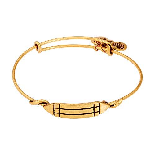 アレックスアンドアニ アメリカ アクセサリー ブランド かわいい 【送料無料】Alex and Ani Atlantean Wrap Rafaelian Gold Finish Bangle Bracelet A11EBW116RGアレックスアンドアニ アメリカ アクセサリー ブランド かわいい