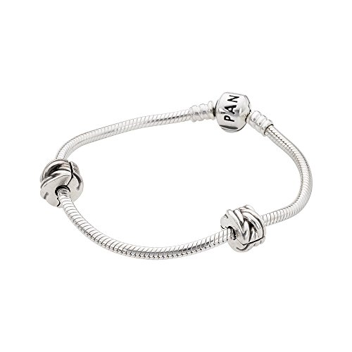 パンドラ ブレスレット アクセサリー ブランド かわいい Pandora Women's Iconic Bracelet Gift Set, 7.5in Jewelry USB795119パンドラ ブレスレット アクセサリー ブランド かわいい